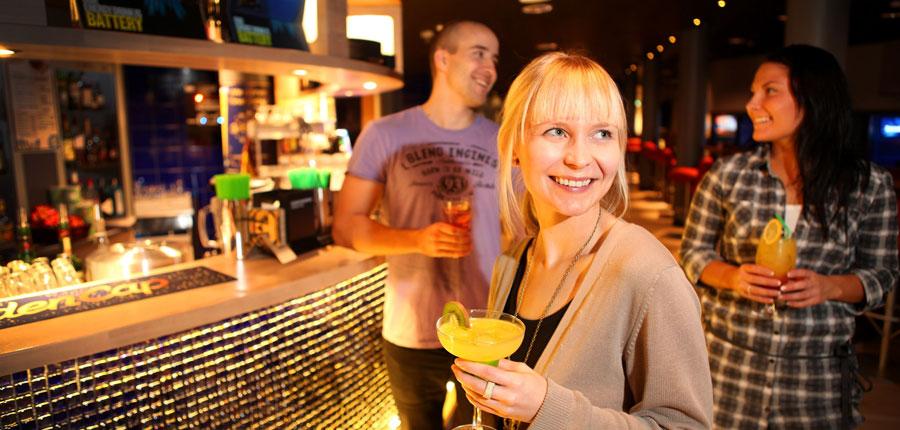Levi Hotel Spa (Levitunturi), sports bar.jpg